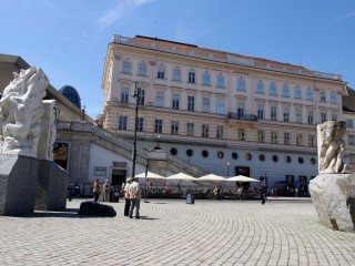 Альбертинаплац во Вене