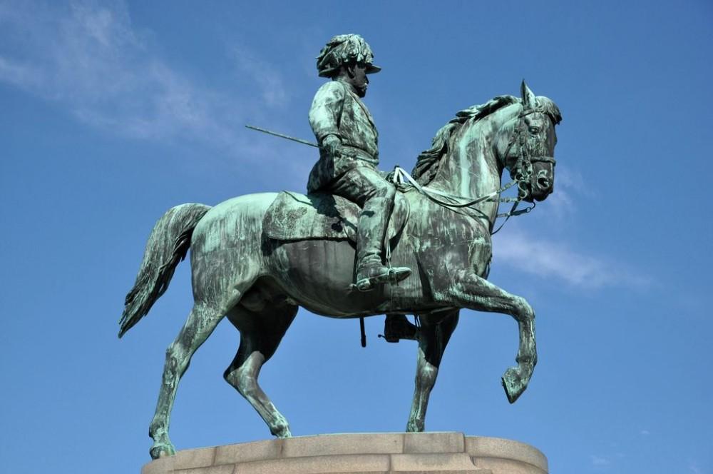 Конный монумент эрцгерцога Альбрехта