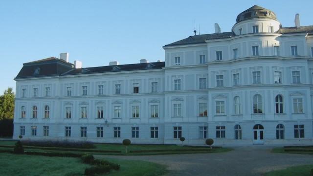 Дворец  Аугартен (Schloss Augarten)
