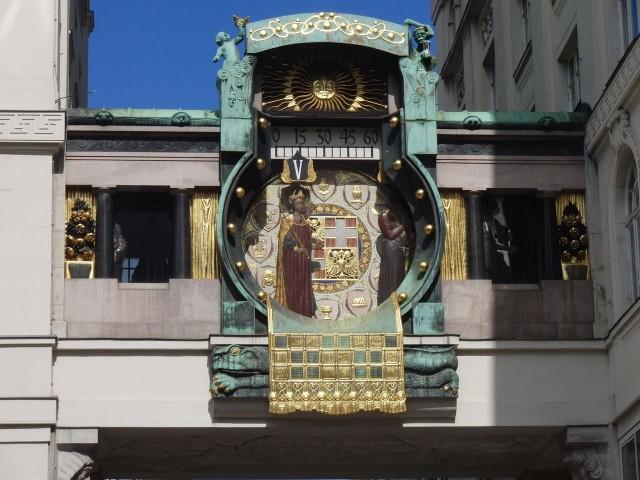 Якорные часы (AnkerUhr)