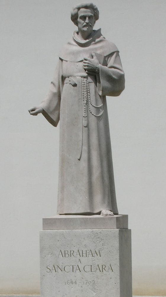Абрахам а Санта-Клара