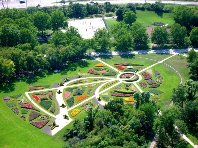 Дунайский парк (Donaupark)