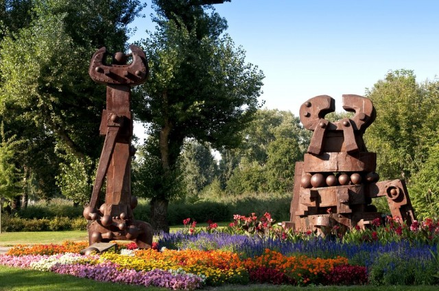 Донаупарк (Donaupark)