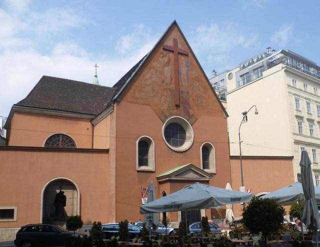 Церковь Капуцинов (Kapuzinerkirche)