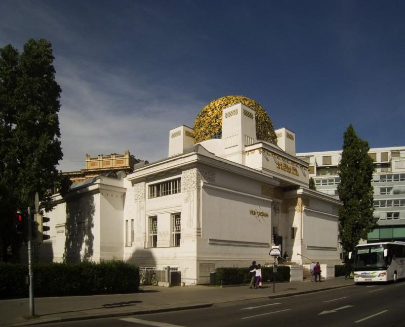 Дом сецессиона (Wiener Secessionsgebäude)