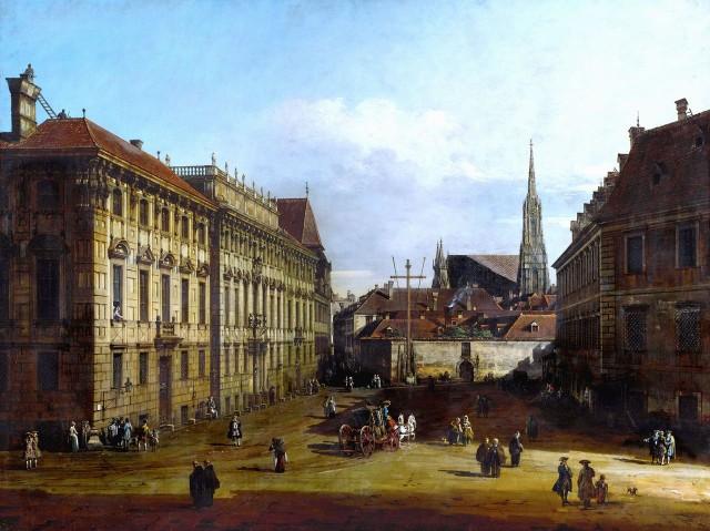 Дворец Лобковиц (Palais Lobkowitz)