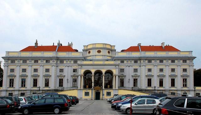 Венский дворец князей Шварценбергов (Palais Schwarzenberg)