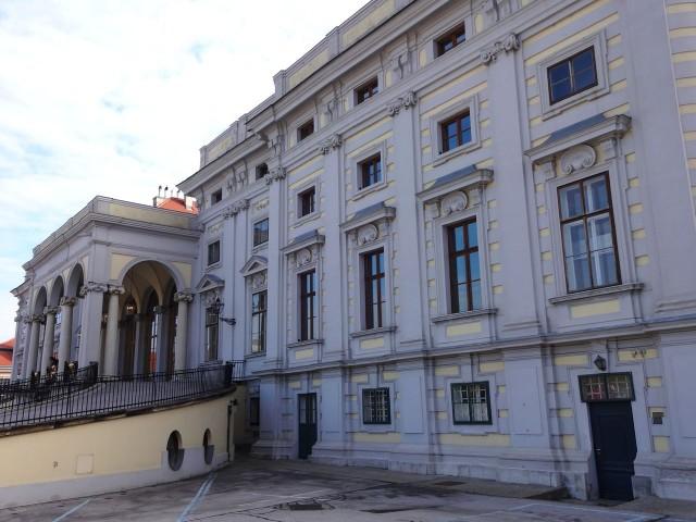 Дворец  Шварценбергов (Palais Schwarzenberg)