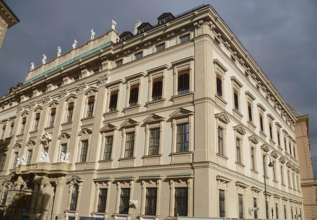 Городской дворец Лихтенштейнов (Stadtpalais Liechtenstein)