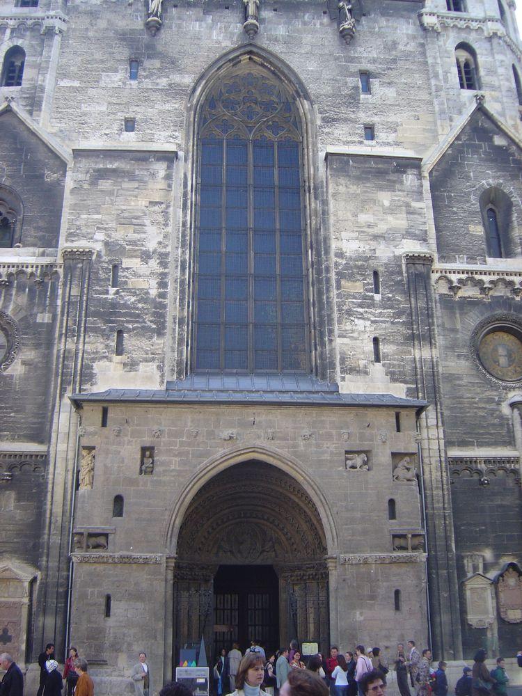 Исполинские ворота