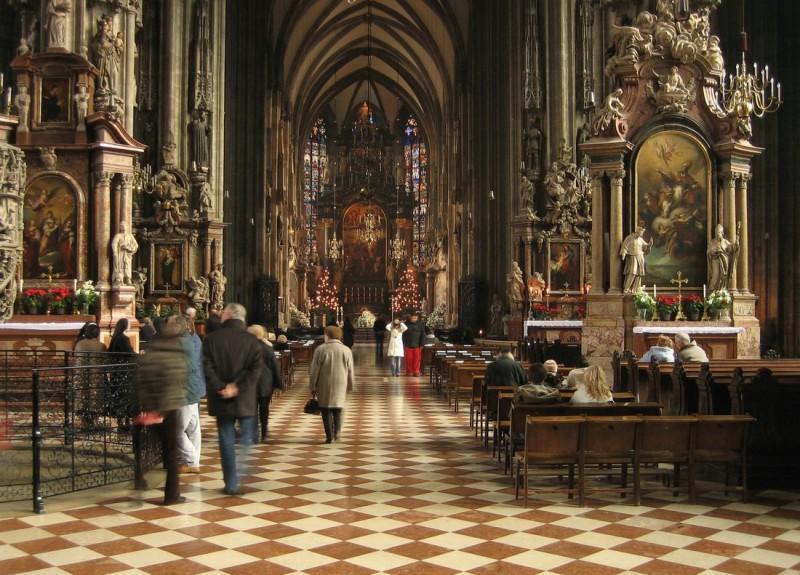 Собор Святого Стефана (Stephansdom)