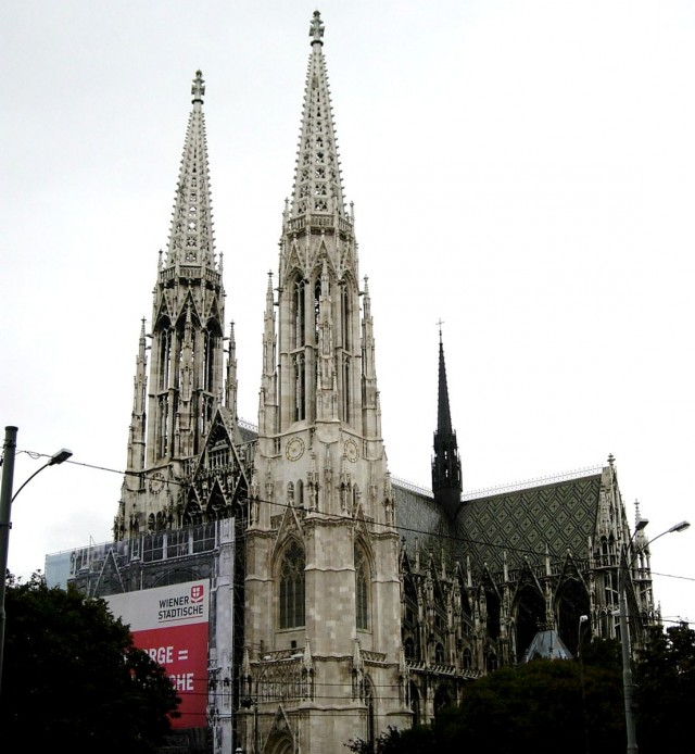 Вотивная церковь (Votivkirche)