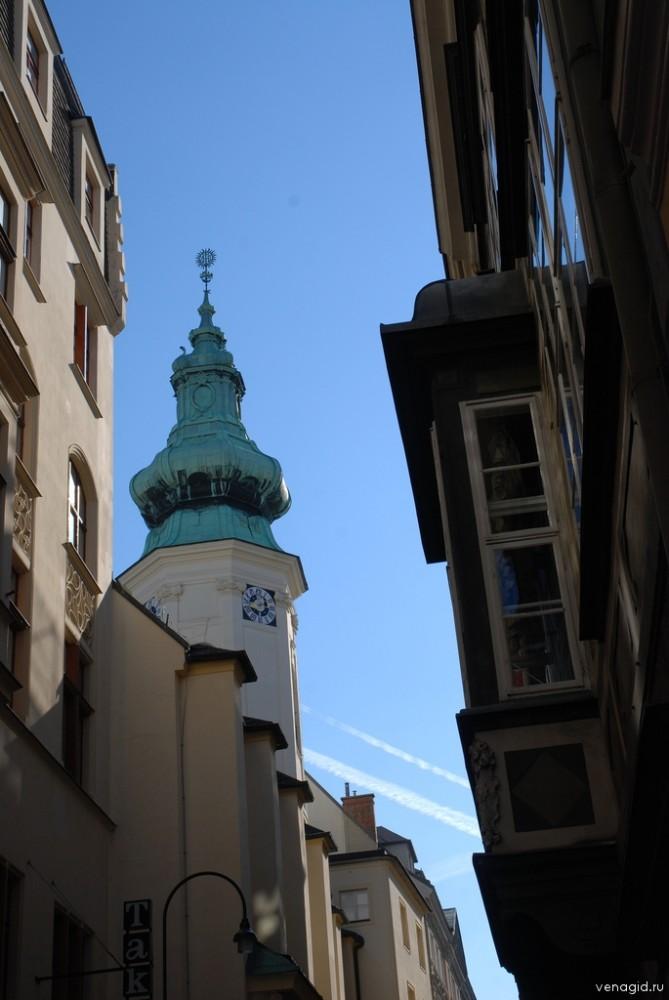 Церковь святой Анны в Вене