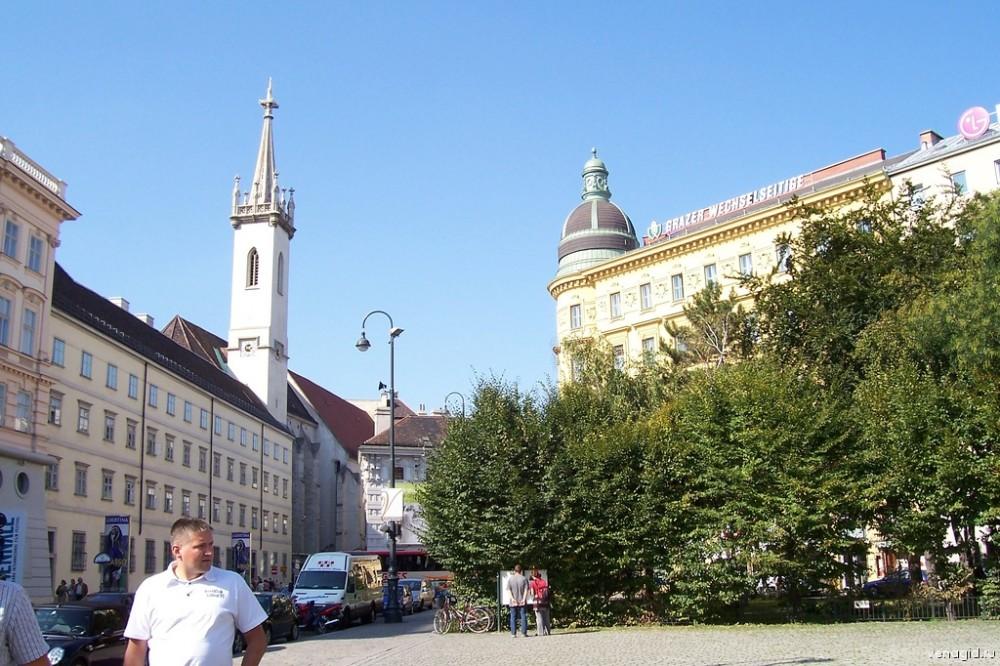 Церковь Августинцев (Augustinerkirche)
