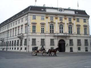 Бальхаусплац в Вене
