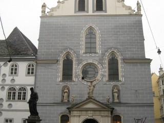 Церковь Францисканцев в Вене