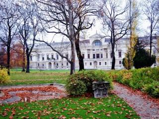 Садовый дворец князя Лихтенштейна