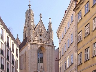 Церковь Марийка ам Гештаде