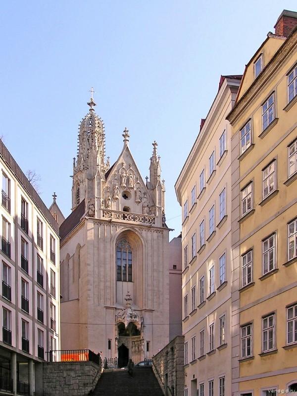 Церковь Мария ам Гештаде (Maria am Gestade)