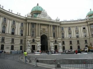 Михаэлертракт в Вене