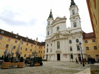 Церковь Пиаристов в Вене