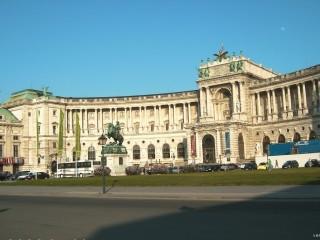 Новый Хофбург в Вене