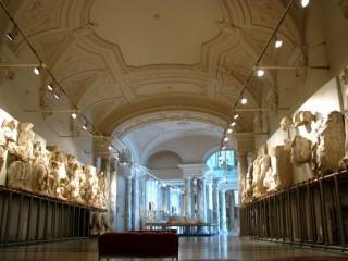 Эфесский музей в Вене