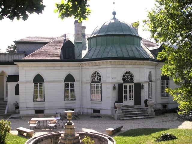 Дворец Геймюллера (Geymüllerschlössel)