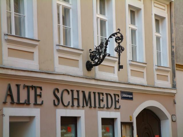 Старая кузница (Alte Schmiede)