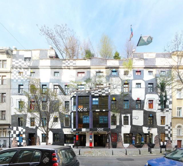 Дом искусств (KunstHaus Wien)