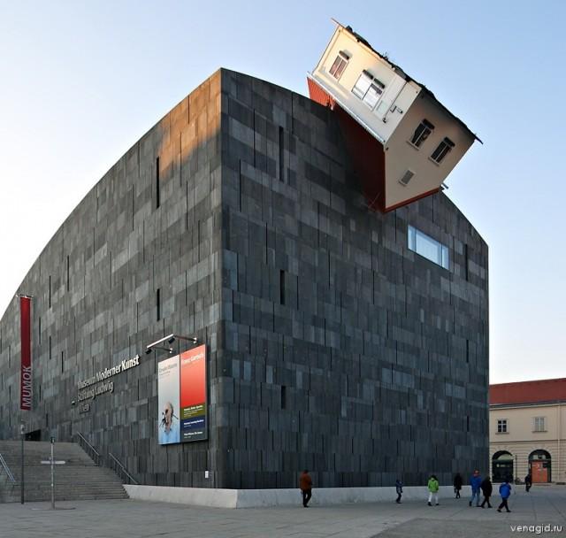 Музей современного искусства (Museum moderner Kunst Stiftung Ludwig Wien