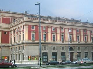 Здание Музыкального филармонического общества