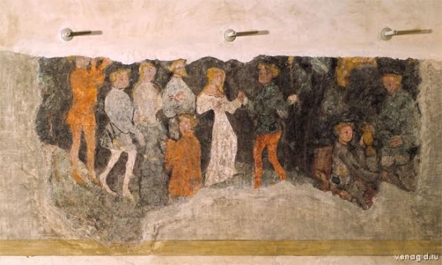 Фрески Нейдхарта (Neidhart-Fresken)