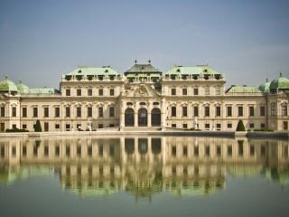Видео: Дворец Бельведер