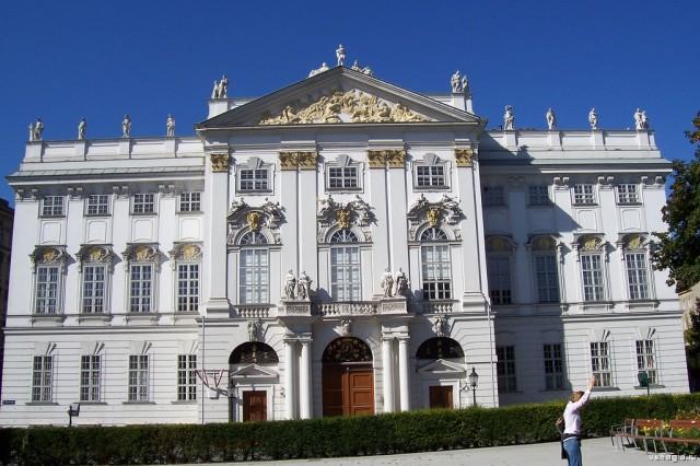 Дворец Траутсон (Palais Trautson)