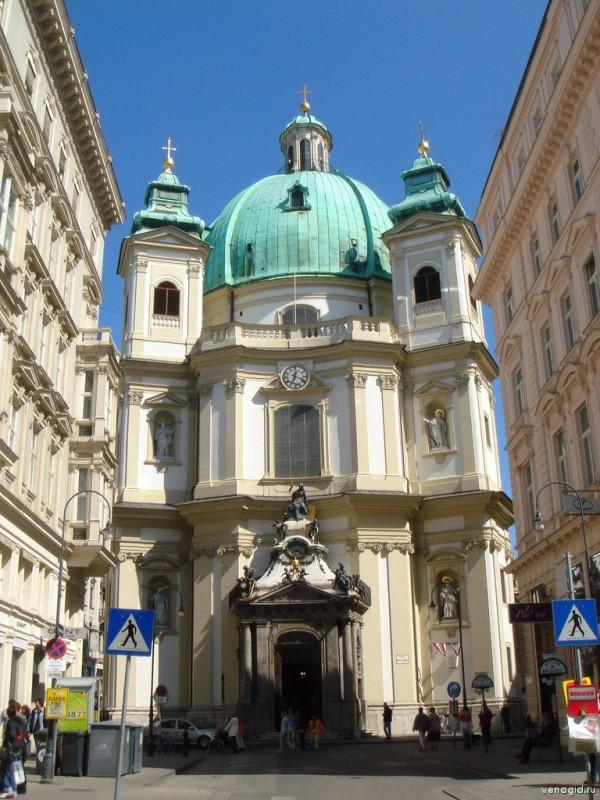 Церковь св. Петра (Peterskirche)
