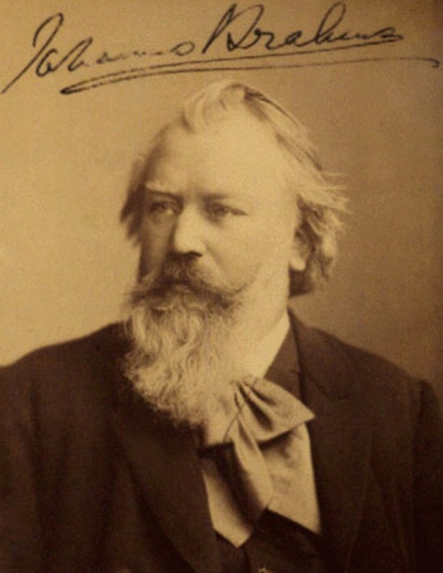 Иоганнес Брамс