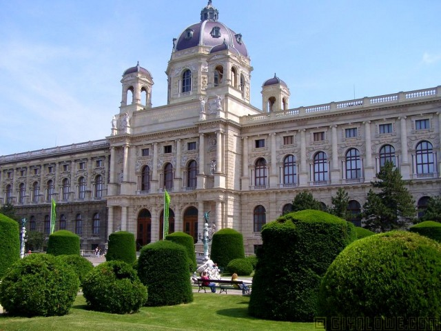 Музей естествознания (Naturhistorisches Museum Wien)