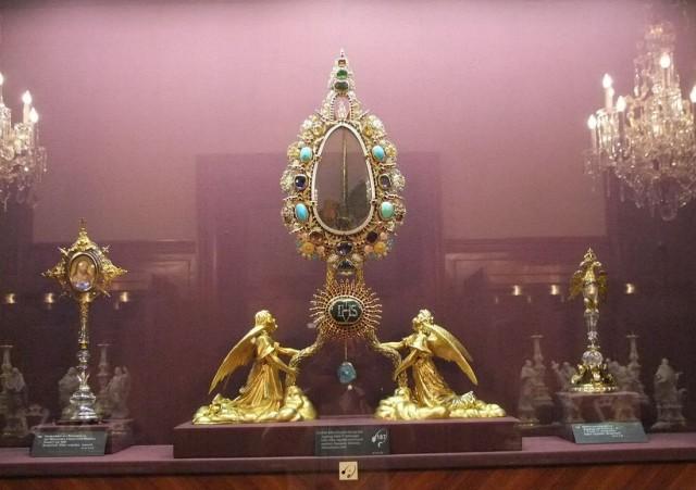 Светская и духовная сокровищница Вены