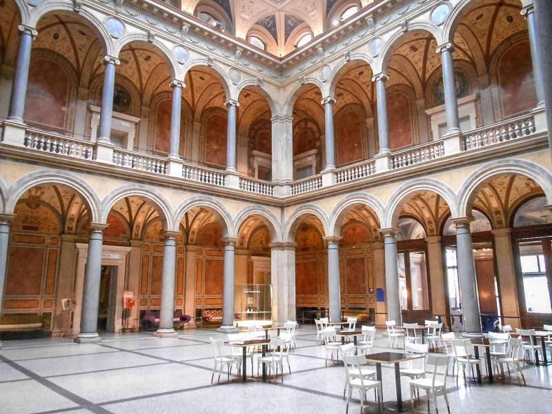 Австрийский музей прикладного искусства (MAK)