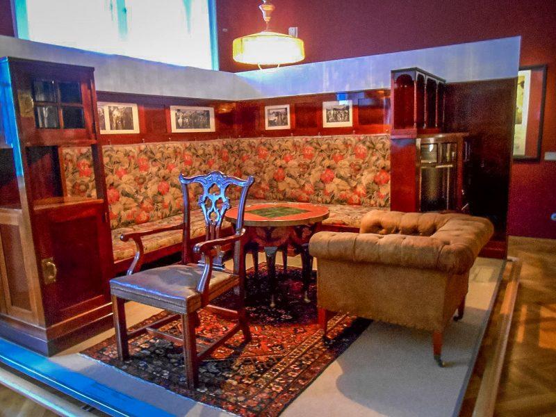Мебель в стиле Бидермейер
