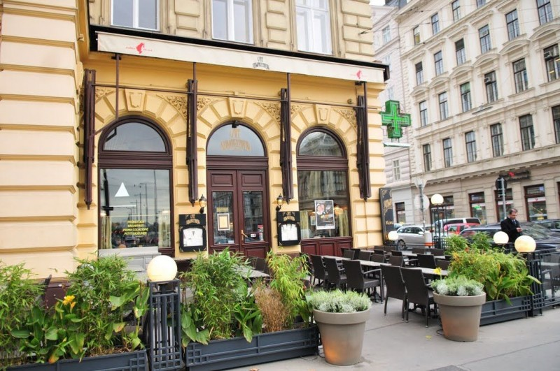 Летнее кафе «Шварценберг»