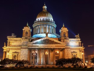 О достопримечательностях Санкт-Петербурга