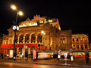 Вена — колыбелька музыкального искусства