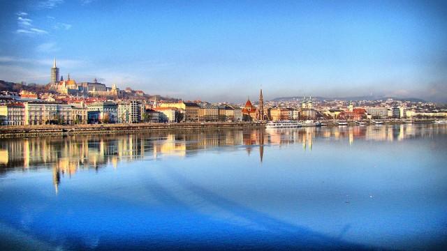 Путешествие из Вены в Будапешт