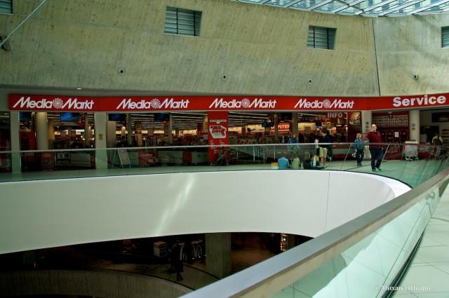 В магазине электроники «MediaMarkt»