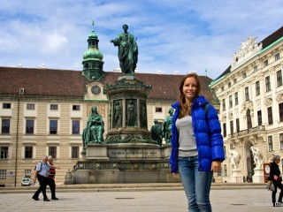 Хофбург в Вене