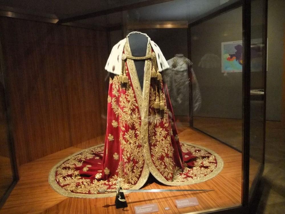 Королевская мантия Фердинанда I