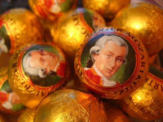 Сувениры Вены