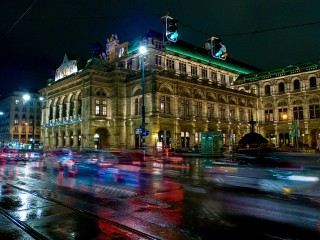 Экскурсия согласно вечерней Вене